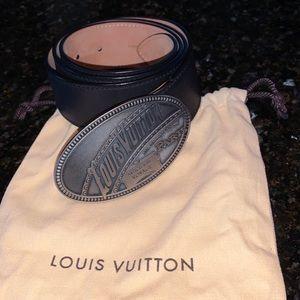 Louis Vuitton Articles de Voyage Belt